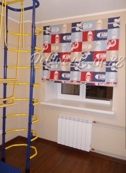 Шторы в детскую комнату_16